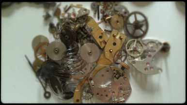 artesania, reciclatge, quan el temps s'atura